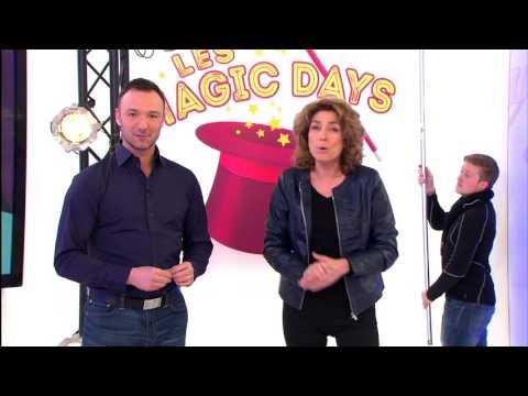 Marie-Ange Nardi et Alexandre Devoise vous donnent rendez-vous sur TF1 !