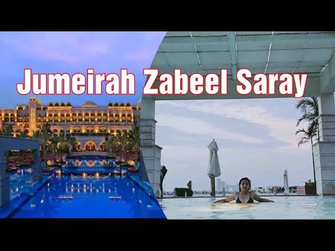 Jumeirah Zabeel Saray, The Palm- Dubai   Room Tour   Staycation. 2021
