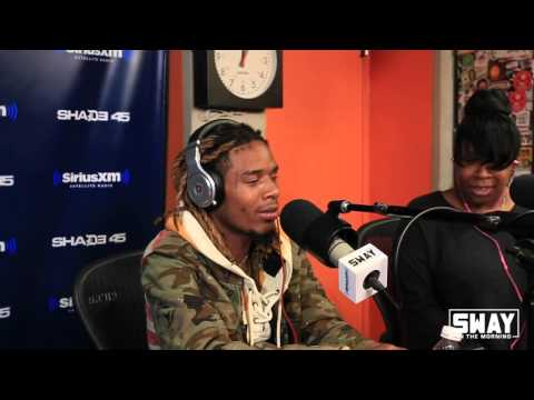 """Fetty Wap's """"Grandma"""" Was Originally a Freestyle on Sway in the Morning"""