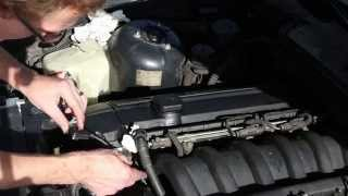 how to replace the camshaft position sensor on the bmw e36 1998 328i