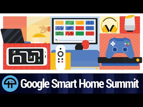 'Hey Google' Smart Home Keynote (Live Reaction/Commentary)