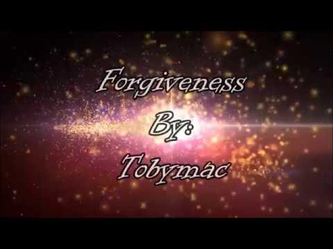 Tobymac Forgiveness (Lyric Video)