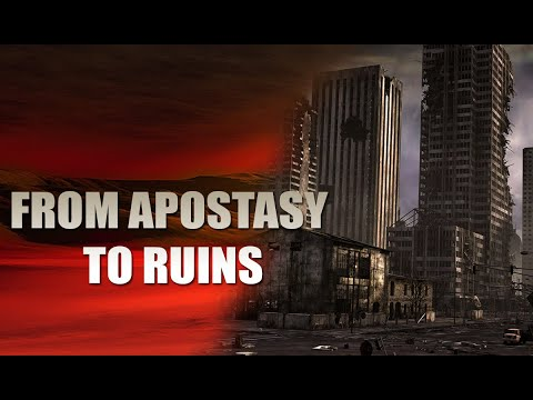 From National Apostasy to National Ruin: How 2020 Marks the DECADE of GREAT RUINS for BABYLON