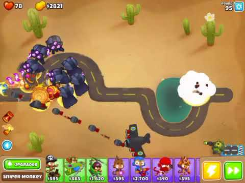 Bloons Td 6 Best Strategy