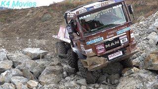 8x8 MAN Truck | Europe Truck Trial | no. 401 | Limberg-maissau, Austria 2018