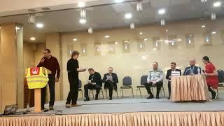 Смотреть видео Про борьбу с заводом в Воскресенске и МСЗ №3 в Москве! онлайн