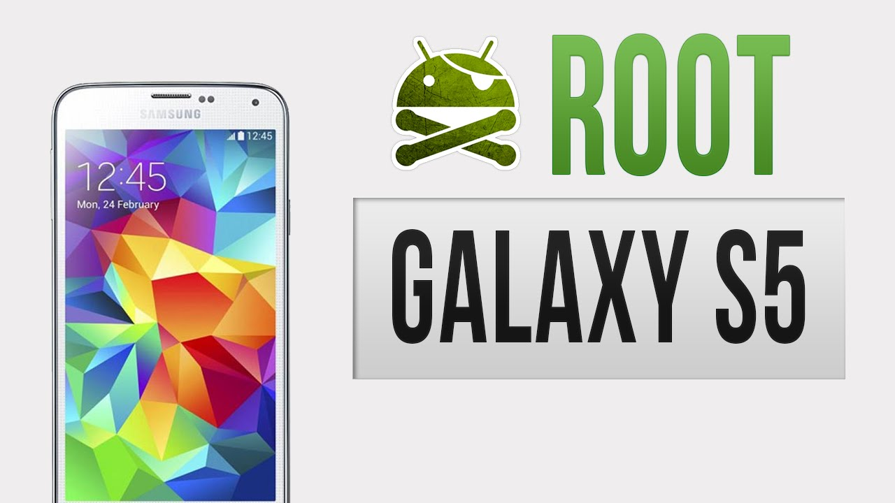 Root du Galaxy S5 (CF Auto-Root)