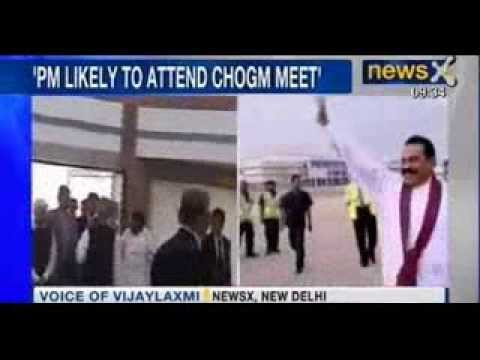 Indian PM Manmohan Singh likely to attend CHOGM in Colombo - NewsX