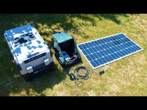 k hlbox mit solarpanel betreiben ganz einfach mit der. Black Bedroom Furniture Sets. Home Design Ideas
