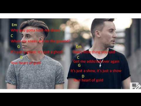 BQL - HEART OF GOLD - CHORDS / LYRICS