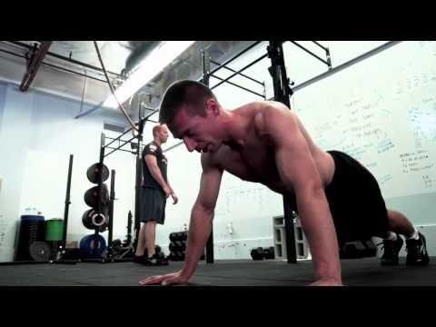 "CrossFit - ""Jared"" Hero WOD"
