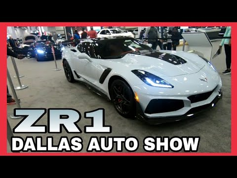Dallas Auto Show >> New Zr1 Plus Ford Gt 500 Confirmed At Dallas Auto Show