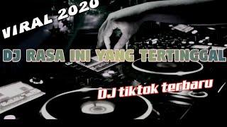 Download DJ rasa ini yang tertinggal viral tiktok 2020 full bass #djtiktok2020 #Dimasbhoncell