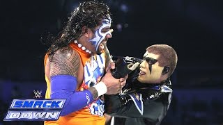 Usos vs. Gold & Stardust - WWE Tag Team Championship Match: SmackDown, Sept. 26, 2014