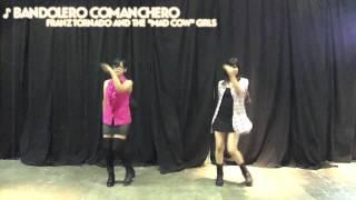 """【パラパラ】 BANDOLERO COMANCHERO / FRANZ TORNADO AND THE """"MAD COW"""" GIRLS"""