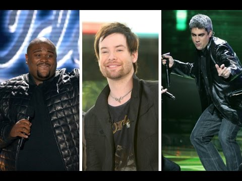 Where Are They Now? Former American Idol Winners Part 1