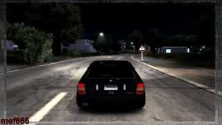 TDU 2 - LANCIA delta - gameplay (HD) - beta