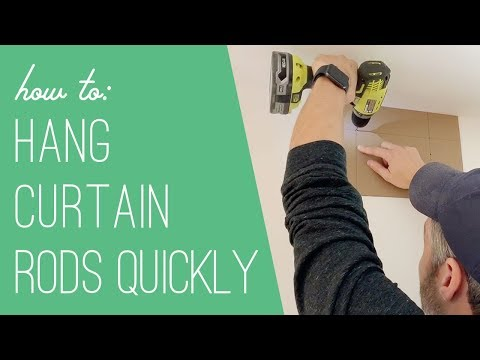 a-trick-for-hanging-curtain-rods-faster