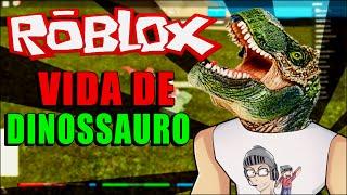 Roblox-Dinosaur Life (dinosaur Simulator)