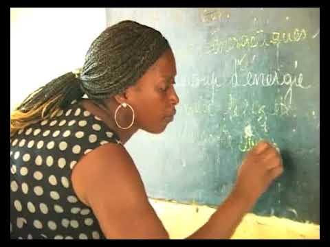 Film Education de la jeune fille Plan International avec Télesphore Mba Bizo