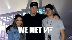 WHAT IT WAS LIKE TO MEET NF!!