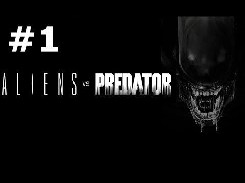 Alien Vs Predator 2010 - Campagna Xeno - Let's Play ITA (Parte 1) Alien!