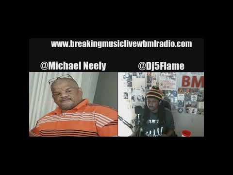 Breakingmusiclive WBML-DB Radio Interview with Def Jam A&R Michael Neely