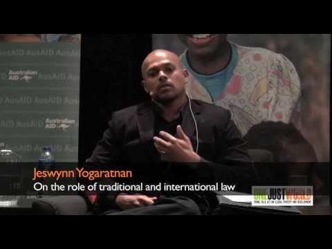 jeswynn-yogaratnam-on-the-role-of-traditional-and-international-law