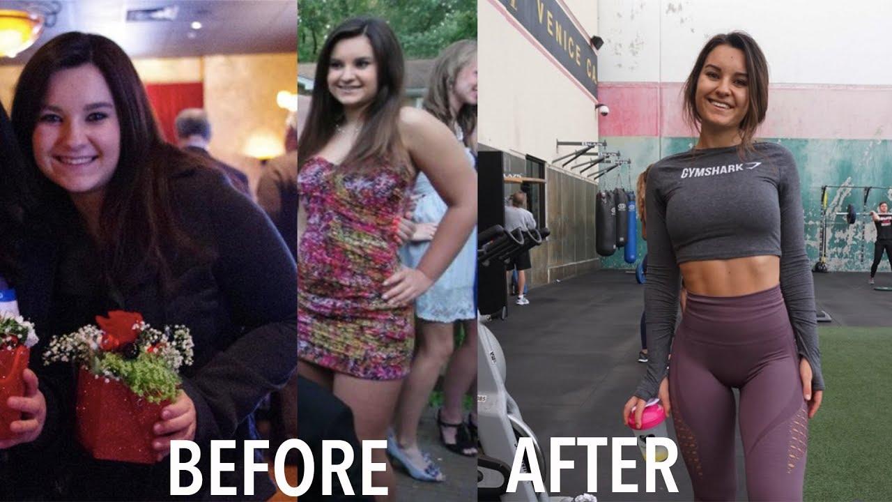 My Fitness Journey | Weight Loss Transformation, Binge Eating, & Body Image Struggle image