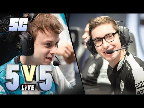 NA LCS Mid Lane Rankings: Will Anyone Challenge Bjergsen and Jensen? | LoL esports | 5v5 Live