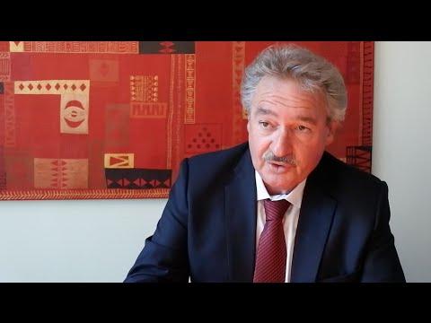 Interview de Jean Asselborn (Ministre Luxembourgeois des affaires étrangères)