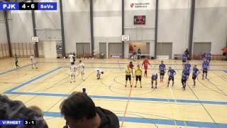 PJK - SoVo 18.11.2017 klo 17.00 Futsal-liiga