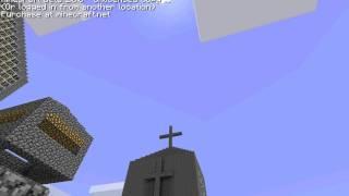 Храм Херобрина(мы с другом засняли как над храмом Херобрина появилась молния., 2011-06-24T11:03:22.000Z)