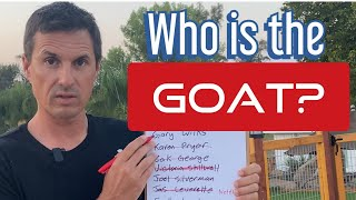 Is Cesar Millan the GOAT? Watch and see!