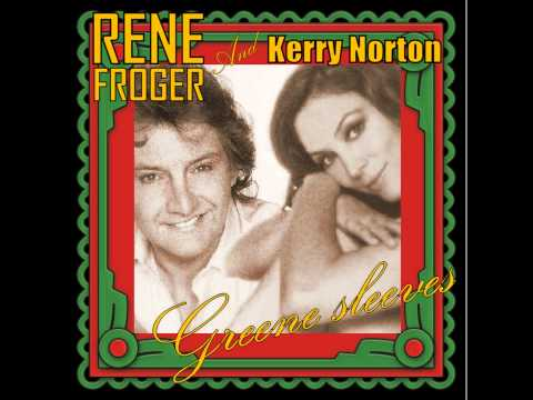 Rene Froger and Kerry Norton - Greene Sleeves (Christmas/2005)