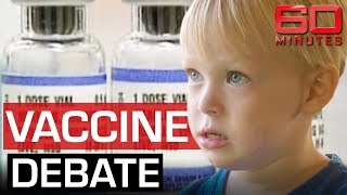 Controversial researcher claims link between vaccine and autism  | 60 Minutes Australia
