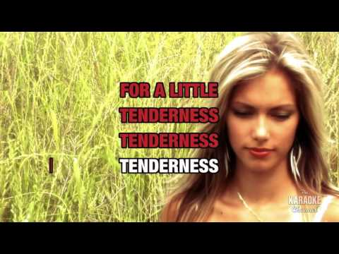 Tenderness in the style of General Public | Karaoke with Lyrics