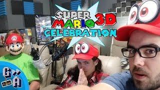 Game Away Live Presents: Super Mario 3D Celebration - Super Mario Sunshine   10/23/17