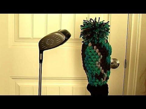 Crochet Golf Club Covers Youtube