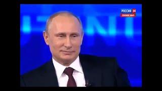 Putin über Anschluss von Alaska an Russland -