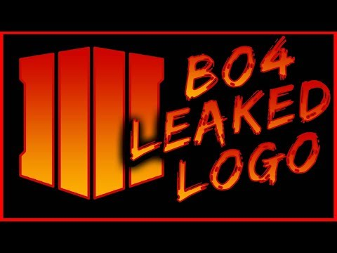Black Ops 4 LEAKED LOGO Treyarch Call Of Duty 2018