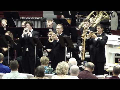 Bugler's Holiday by the Caravel Academy Concert Band