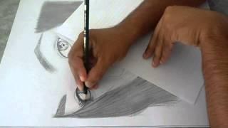 Speed Drawing - Fátima Suarez