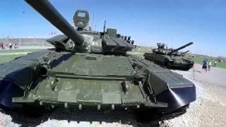 Омск | Выставка военной техники у Арена Омск 06 мая 2015 года