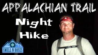 night hike on the appalachian trail