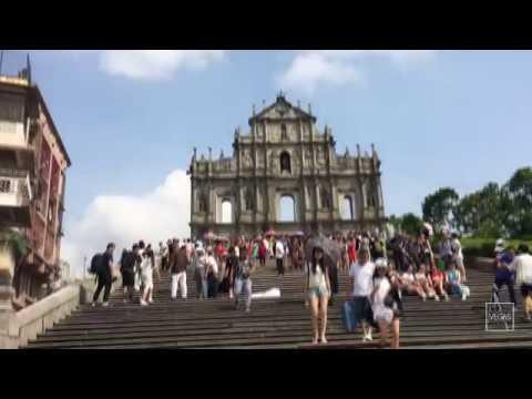 Hong Kong x Macau Travel Video