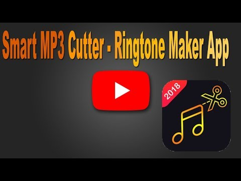 Smart mp3 cutter - Ringtone Maker app