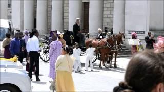 SOUTHAMPTON    Африканская свадьба!