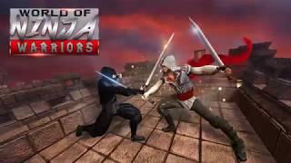 World of Ninja Warriors Revenge Battle