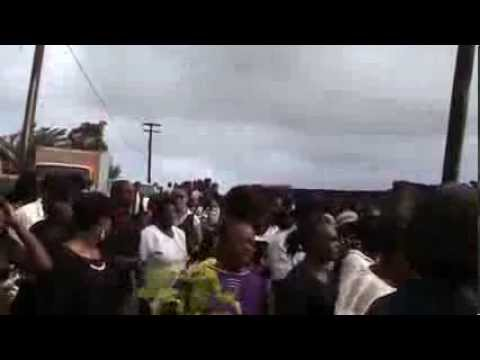 Funeral of the late Glenmore Gaza, Gutta Rat  Davis Video and pics